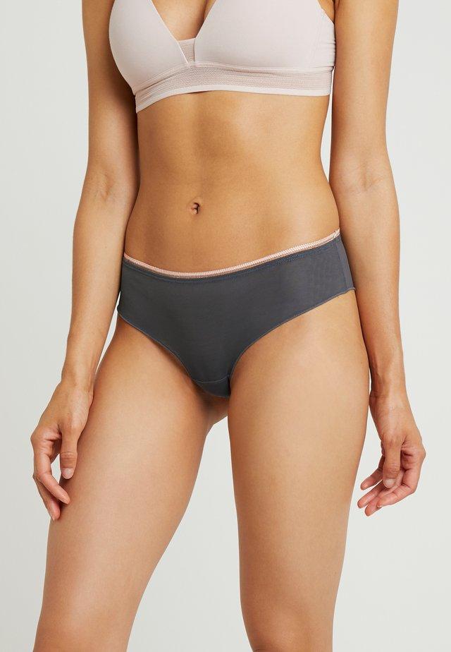 LIFESTYLE - Pants - slate/blush