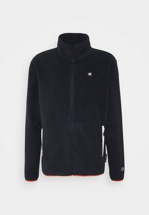 FULL ZIP - Veste polaire - dark blue