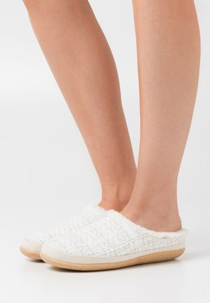 IVY - Slippers - white