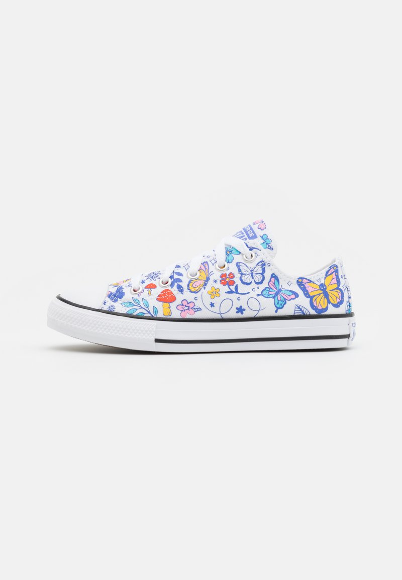 Converse - CHUCK TAYLOR ALL STAR BUTTERFLY FUN  - Sneakers laag - white/black
