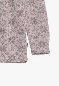 Joha - ZIPPER - Langærmede T-shirts - nude - 3