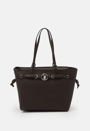 DELAWARE - Bolso de mano - dark brown