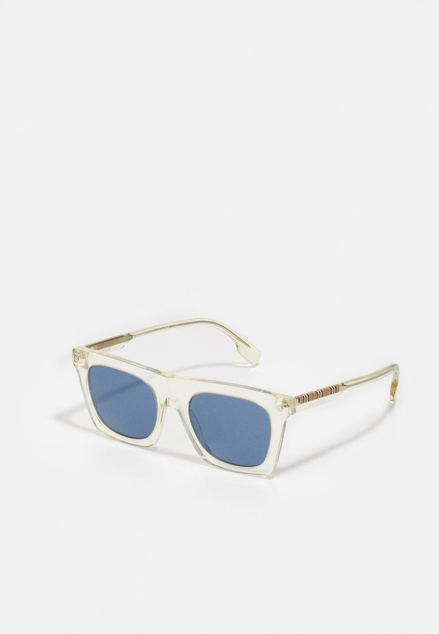 UNISEX - Sonnenbrille - transparent yellow