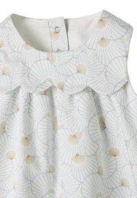 Vertbaudet - Cocktail dress / Party dress - weiß bedruckt - 2