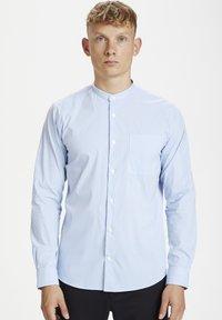 Matinique - Shirt - chambray blue - 0