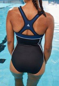 Next - ZIP - Swimsuit - black - 5