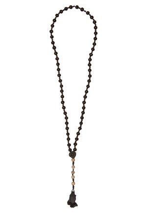ROSARY - Necklace - black