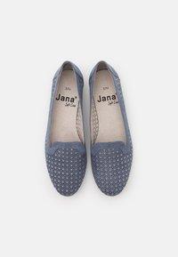 Jana - WOMS  - Baleríny - denim - 5