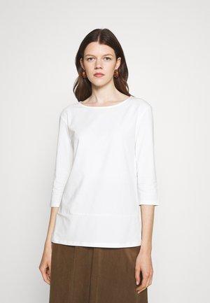 MULTIA - Longsleeve - white