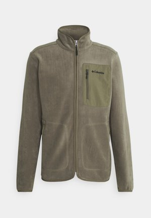 EXPLORATION™ - Fleece jacket - stone green