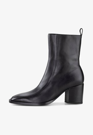 ERIN - Classic ankle boots - schwarz