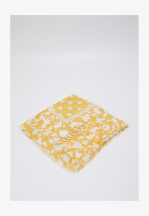 SCARF PRINTED - Foulard - yellow