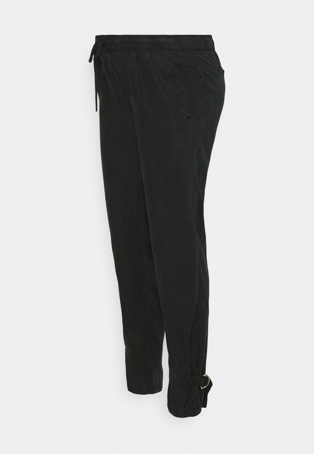 MLDAIZY PANTS - Trousers - black