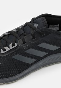 adidas Performance - ASWEETRAIN - Sports shoes - core black/grey six/grey - 5