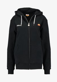 Ellesse - SERINATAS - Zip-up hoodie - black - 3