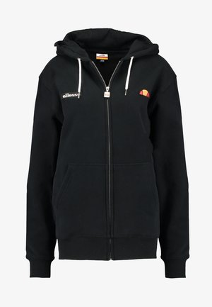 SERINATAS - Sweatjakke /Træningstrøjer - black