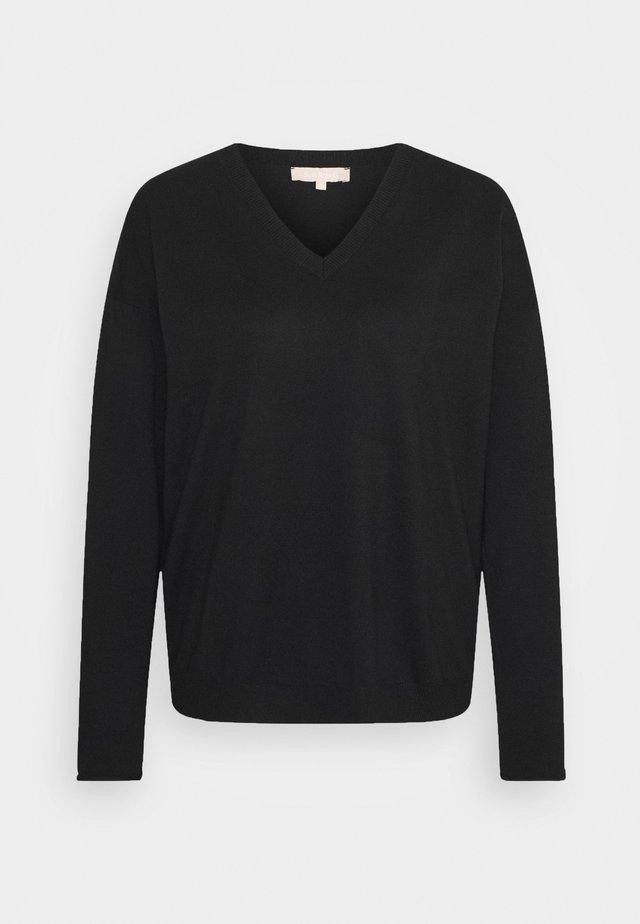 SRMARLA - Pullover - black