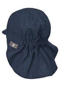 Sterntaler - NACKENSCHUTZ - Hat - dark blue - 2