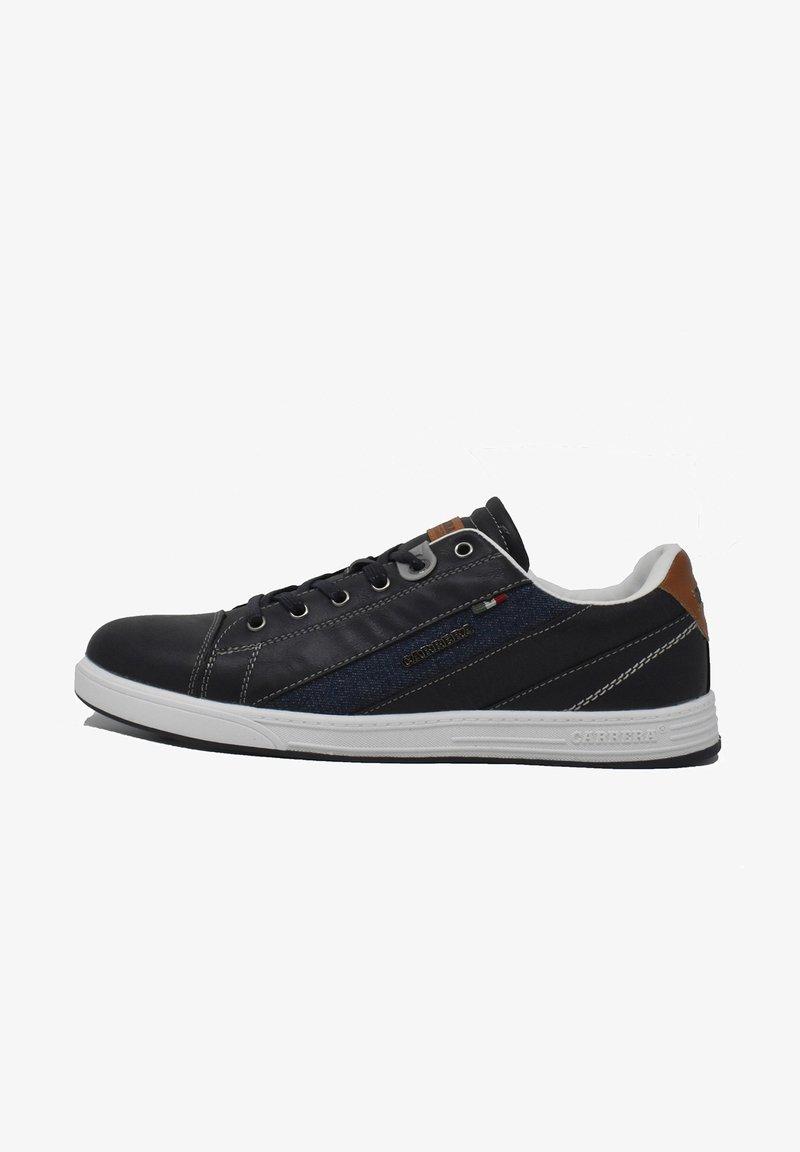 Carrera Footwear - UNDER MIX  - Trainers - deep blue-cuoio