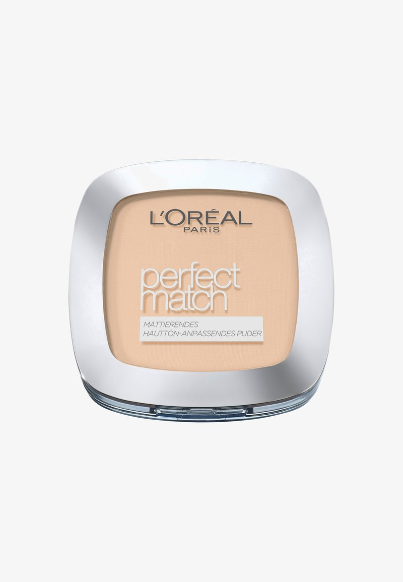 L'Oréal Paris - PERFECT MATCH POWDER - Puder - 2.n vanille/vanilla