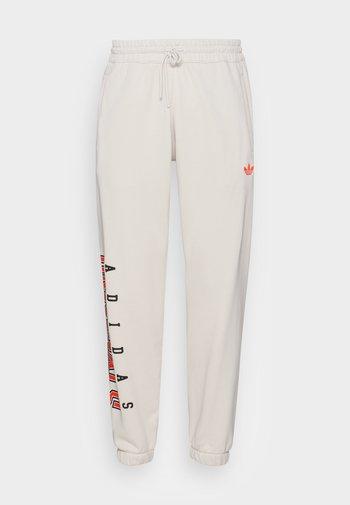 SCRIPT PANT - Pantaloni sportivi - alumina