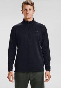 Under Armour - Fleece jumper - black - 0