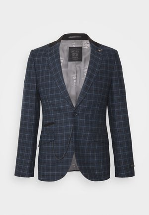 GREGORY SUIT - Suit - navy
