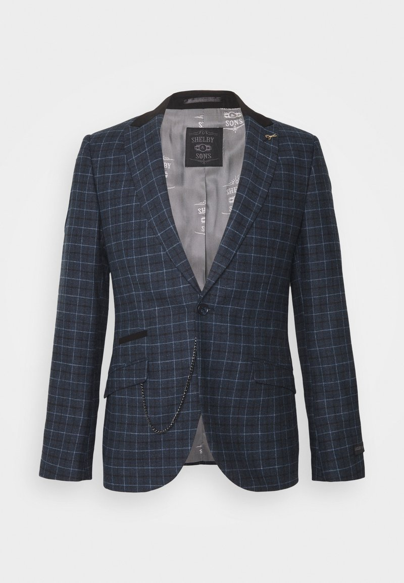 Shelby & Sons - GREGORY SUIT - Completo - navy