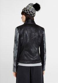 Desigual - OLAF - Light jacket - black - 2