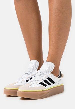 Ivy Park Supersleek 72 - Trainers - footwear white/coreblack/ecru tint