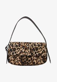 SAIDE - Handbag - brown