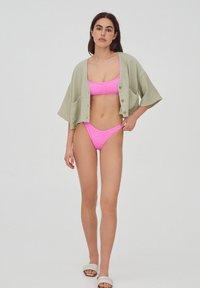 PULL&BEAR - Bikini bottoms - pink - 1