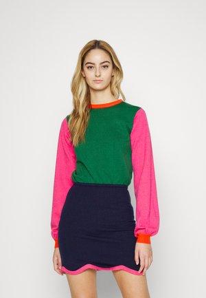 MACY DRESS - Jumper dress - multicoloured