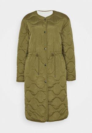 ARIANA - Classic coat - khaki