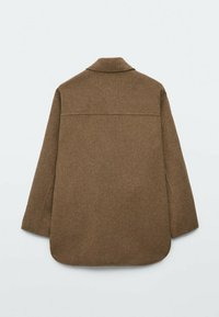 Massimo Dutti - Short coat - brown - 3