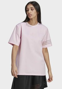 adidas Originals - Basic T-shirt - pink - 0