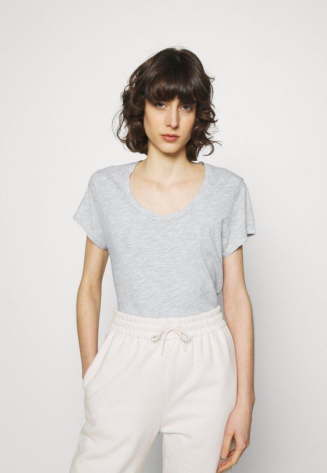JACKSONVILLE ROUND NECK - T-shirt basique - polaire chine