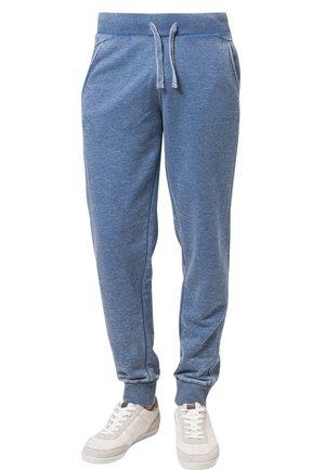 BURNOUT - Pantaloni sportivi - denimblue