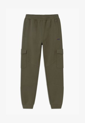 ELIA  - Tracksuit bottoms - grape leaf