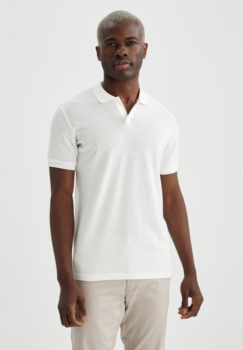 DeFacto - Polo - white