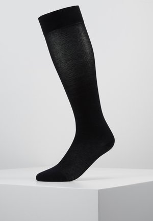 FLY CARE - Chaussettes hautes - black