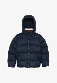 Tommy Hilfiger - ESSENTIALS JACKET - Untuvatakki - blue - 3