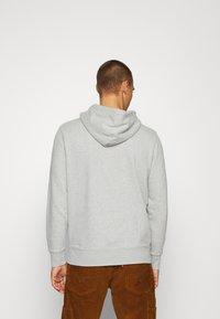 Levi's® - NEW ORIGINAL HOODIE  - Hoodie - eco gray heather - 2