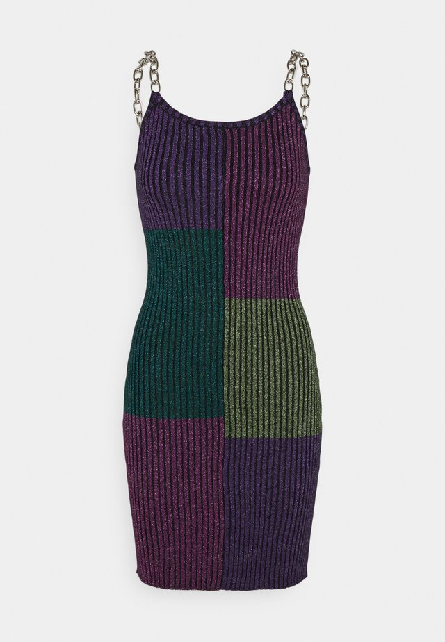 ZING DRESS - Jumper dress - multi-coloured