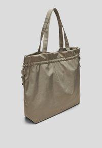 s.Oliver - SAC - Tote bag - khaki - 4