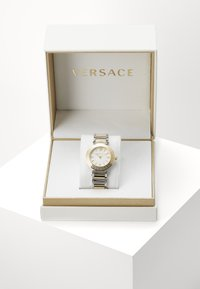 Versace Watches - TRIBUTE - Zegarek - silver-coloured/gold-coloured - 2