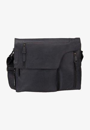 VINTAGE REVIVAL  - Across body bag - black