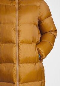Part Two - EDLA - Down coat - bronze brown - 5