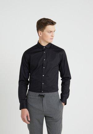 FILLIAM SLIM FIT - Formal shirt - black