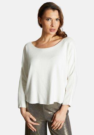 ENIMO - Sweatshirt - white